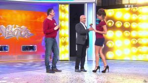 Alice Llenas dans le Juste Prix - 02/04/15 - 11