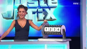 Alice Llenas dans le Juste Prix - 03/04/15 - 08
