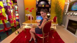 Alice Llenas dans le Juste Prix - 03/04/15 - 17
