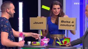 Alice Llenas dans le Juste Prix - 09/03/15 - 05