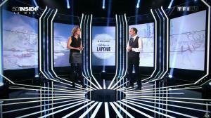 Sandrine Quétier dans 50 Minutes Inside - 20/12/14 - 06