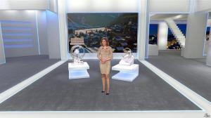 Sandrine Quétier dans Euro Millions - 03/02/15 - 01