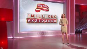 Sandrine Quétier dans My Million - 03/02/15 - 03