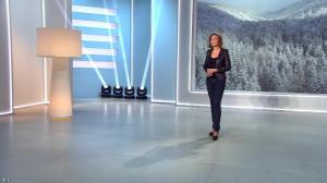 Sandrine Quétier lors du Tirage du Loto - 21/02/15 - 01