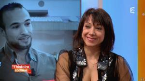 Sarah Abitbol dans Toute une Histoire - 14/01/15 - 02