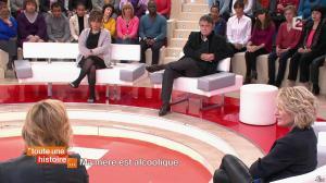 Sophie Davant dans Toute une Histoire - 03/02/15 - 01