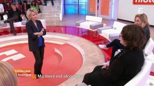 Sophie Davant dans Toute une Histoire - 03/02/15 - 02
