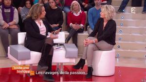 Sophie Davant dans Toute une Histoire - 09/02/15 - 02