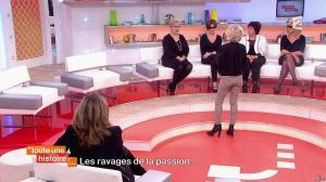Sophie Davant dans Toute une Histoire - 09/02/15 - 03