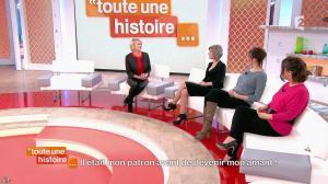 Sophie Davant dans Toute une Histoire - 12/01/15 - 02