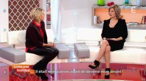Sophie Davant dans Toute une Histoire - 12/01/15 - 03