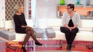 Sophie Davant dans Toute une Histoire - 13/01/15 - 01