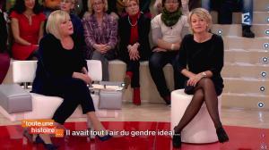 Sophie Davant dans Toute une Histoire - 13/01/15 - 03
