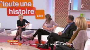 Sophie Davant dans Toute une Histoire - 17/02/15 - 02