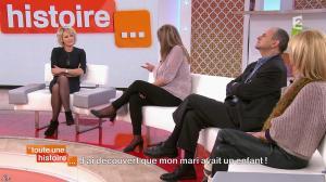 Sophie Davant dans Toute une Histoire - 17/02/15 - 07