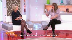 Sophie Davant dans Toute une Histoire - 17/02/15 - 08