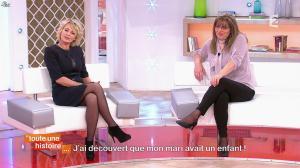 Sophie Davant dans Toute une Histoire - 17/02/15 - 09