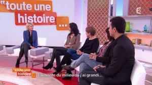 Sophie Davant dans Toute une Histoire - 22/01/15 - 01