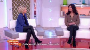 Sophie Davant dans Toute une Histoire - 22/01/15 - 02