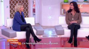 Sophie Davant dans Toute une Histoire - 22/01/15 - 03
