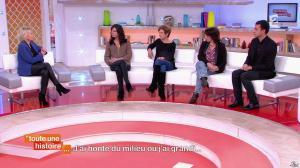 Sophie Davant dans Toute une Histoire - 22/01/15 - 06
