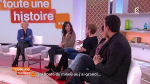 Sophie Davant dans Toute une Histoire - 22/01/15 - 07
