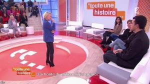Sophie Davant dans Toute une Histoire - 22/01/15 - 09