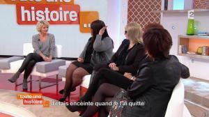 Sophie Davant dans Toute une Histoire - 26/01/15 - 01