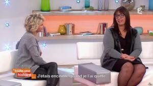 Sophie Davant dans Toute une Histoire - 26/01/15 - 02