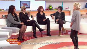 Sophie Davant dans Toute une Histoire - 26/01/15 - 05