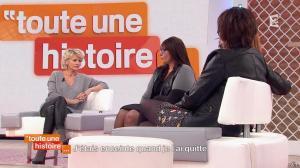 Sophie Davant dans Toute une Histoire - 26/01/15 - 08