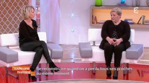 Sophie Davant dans Toute une Histoire - 26/02/15 - 02