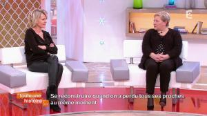 Sophie Davant dans Toute une Histoire - 26/02/15 - 04