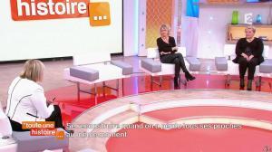 Sophie Davant dans Toute une Histoire - 26/02/15 - 05