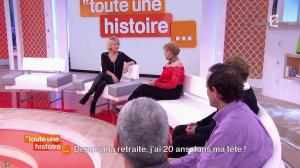 Sophie Davant dans Toute une Histoire - 28/01/15 - 04