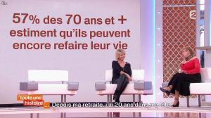 Sophie Davant dans Toute une Histoire - 28/01/15 - 05