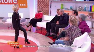 Sophie Davant dans Toute une Histoire - 28/01/15 - 07