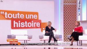 Sophie Davant dans Toute une Histoire - 28/01/15 - 09