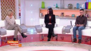 Sophie Davant dans Toute une Histoire - 29/01/15 - 01