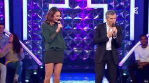 Valérie Bègue dans n'Oubliez pas les Paroles - 05/01/15 - 24