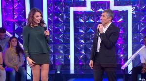 Valérie Bègue dans n'Oubliez pas les Paroles - 05/01/15 - 25