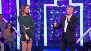 Valérie Bègue dans n'Oubliez pas les Paroles - 05/01/15 - 26