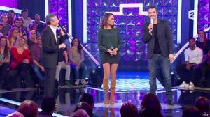 Valérie Bègue dans n'Oubliez pas les Paroles - 05/01/15 - 27