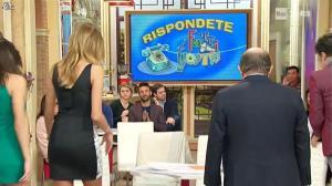 Adriana Volpe dans I Fatti Vostri - 01/03/16 - 06