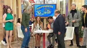 Adriana Volpe dans I Fatti Vostri - 01/03/16 - 07