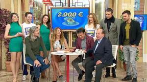 Adriana Volpe dans I Fatti Vostri - 01/03/16 - 08