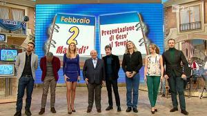 Adriana Volpe dans I Fatti Vostri - 02/02/16 - 01