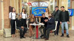 Adriana Volpe dans I Fatti Vostri - 04/03/16 - 08