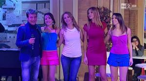 Adriana Volpe dans I Fatti Vostri - 08/02/16 - 10