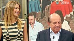 Adriana Volpe dans I Fatti Vostri - 12/01/16 - 01